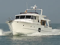 Моторная яхта Swift Trawler 52